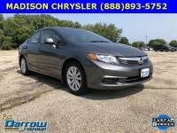 2012 Honda Civic EX Sedan For Sale in Madison, WI