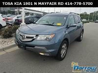 2008 Acura MDX 3.7L Technology Package SUV For Sale in Madison, WI