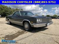 1984 Chevrolet El Camino Truck For Sale in Madison, WI