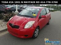 2007 Toyota Yaris Base Hatchback For Sale in Madison, WI