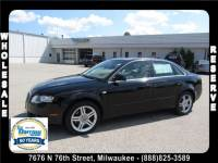2006 Audi A4 2.0T Sedan For Sale in Madison, WI