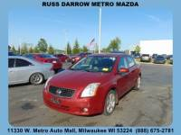 2008 Nissan Sentra 2.0 Sedan For Sale in Madison, WI