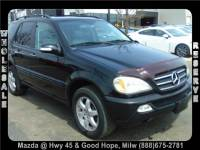 2004 Mercedes-Benz M-Class Base SUV For Sale in Madison, WI