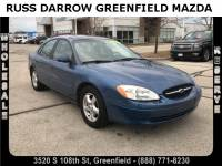 2002 Ford Taurus Sedan For Sale in Madison, WI