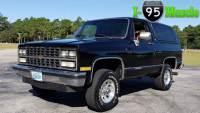 Used 1989 Chevrolet K5 Blazer 4x4 Silverado