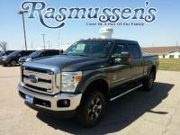 2015 Ford Super Duty F-350 SRW Lariat 4WD Pickup Truck 8-Cyl Engine