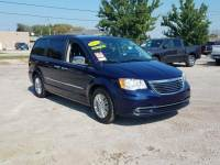 Certified Pre-Owned 2015 Chrysler Town & Country Touring-L Minivan/Van For Sale Saint Clair, Michigan