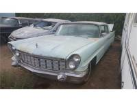 1960 lincoln 2dr cpe.