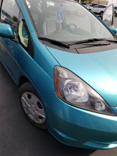 Photo Used 2013 Honda Fit Base Hatchback