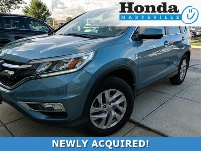Photo Certified 2015 Honda CR-V EX SUV