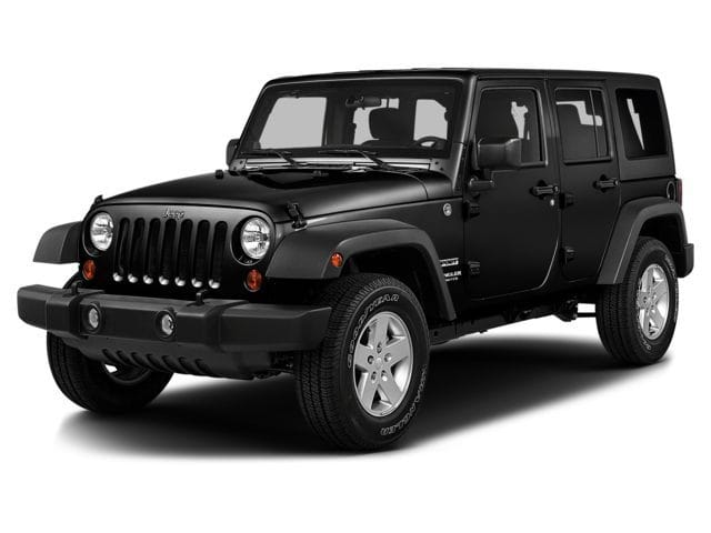 Photo 2016 Jeep Wrangler JK Unlimited Sahara 4x4 SUV For Sale in Madison, WI