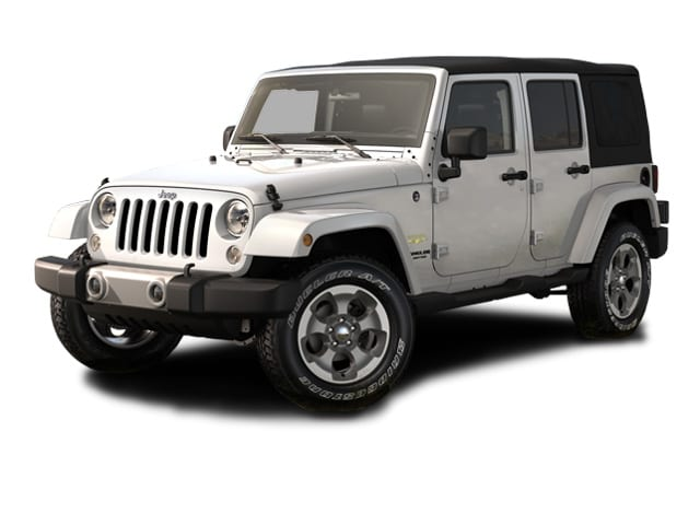 Photo 2015 Jeep Wrangler Unlimited Sahara 4x4 SUV For Sale in Madison, WI