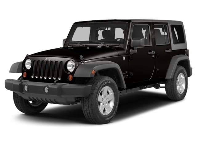 Photo 2014 Jeep Wrangler Unlimited Sport 4x4 SUV For Sale in Madison, WI