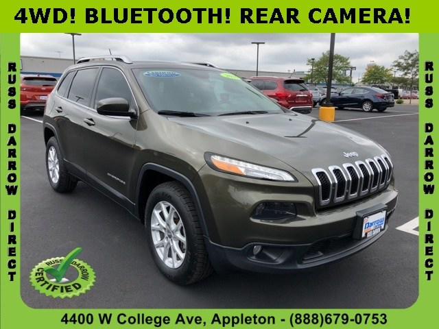 Photo 2016 Jeep Cherokee Latitude 4x4 SUV For Sale in Madison, WI