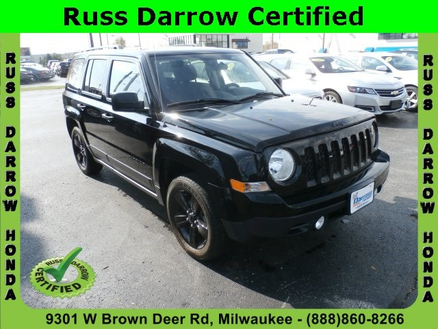 Photo 2015 Jeep Patriot Sport SUV For Sale in Madison, WI