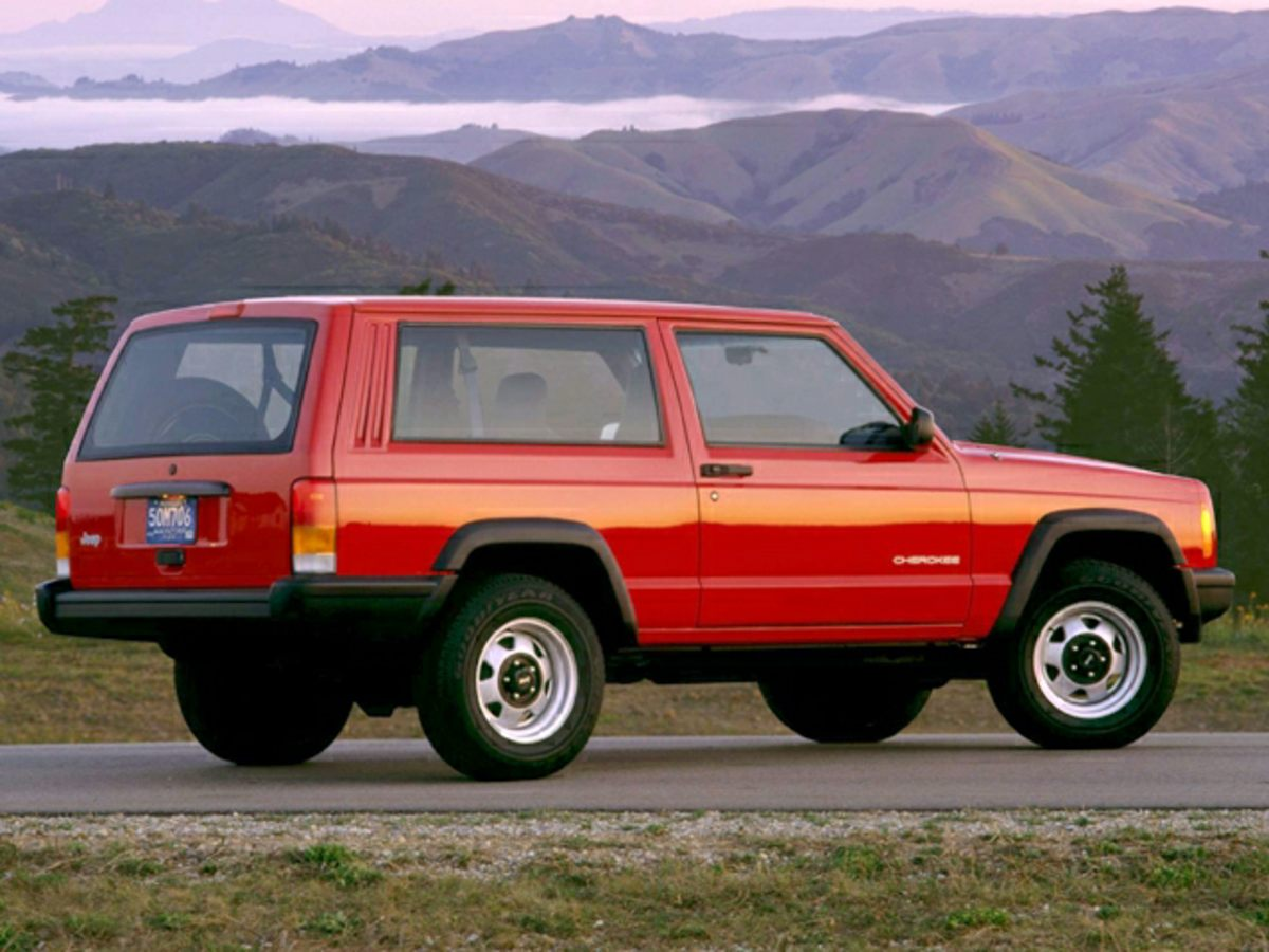 Photo 2000 Jeep Cherokee Sport for Sale in Boulder near Denver CO