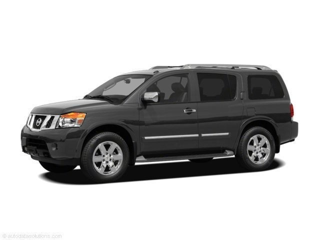 Photo Used 2011 Nissan Armada SV SUV For Sale in Asheville, NC