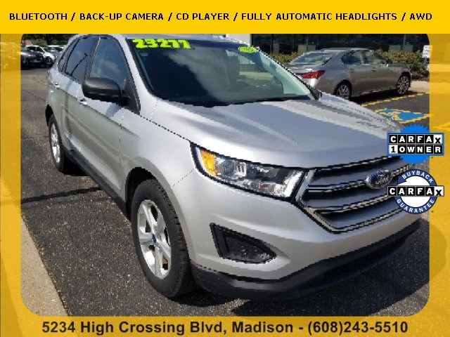 Photo 2015 Ford Edge SE SUV For Sale in Madison, WI