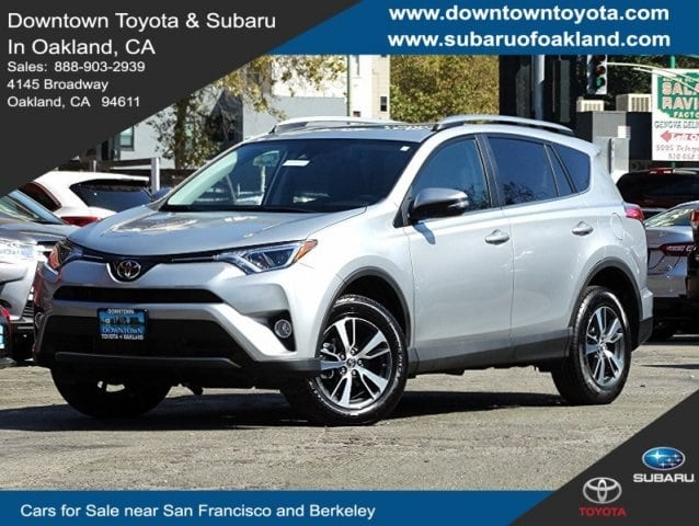 Photo 2018 Toyota RAV4 SUV Front-wheel Drive serving Oakland, CA