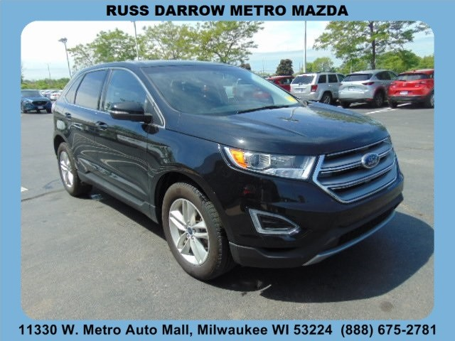 Photo 2016 Ford Edge SEL SUV For Sale in Madison, WI