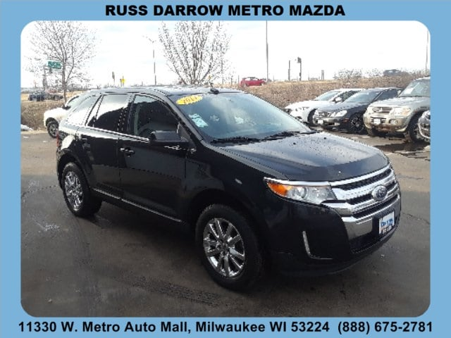 Photo 2014 Ford Edge Limited SUV For Sale in Madison, WI