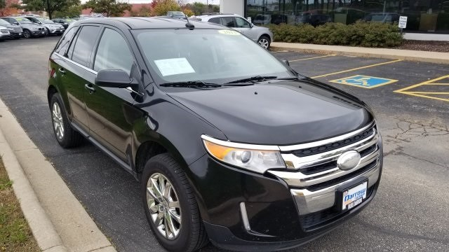 Photo 2013 Ford Edge Limited AWD SUV For Sale in Madison, WI