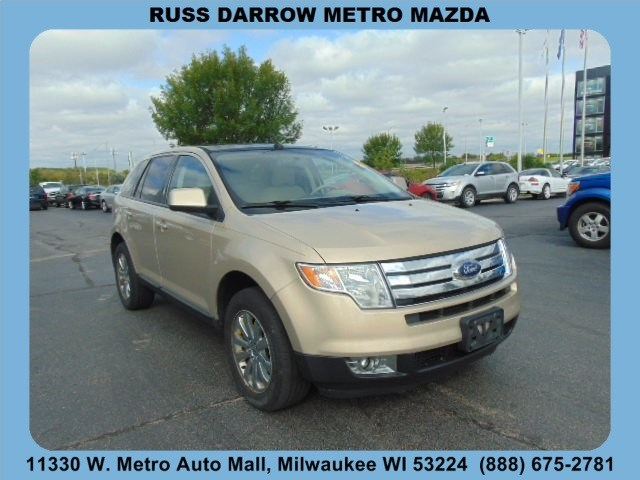 Photo 2007 Ford Edge SEL Plus SUV For Sale in Madison, WI