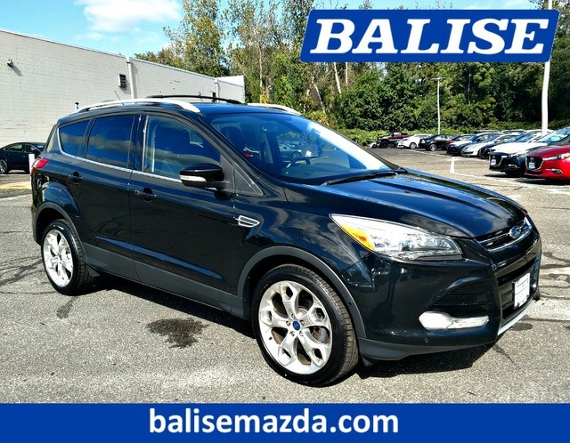 Photo Used 2013 Ford Escape Titanium for Sale in West Springfield, MA