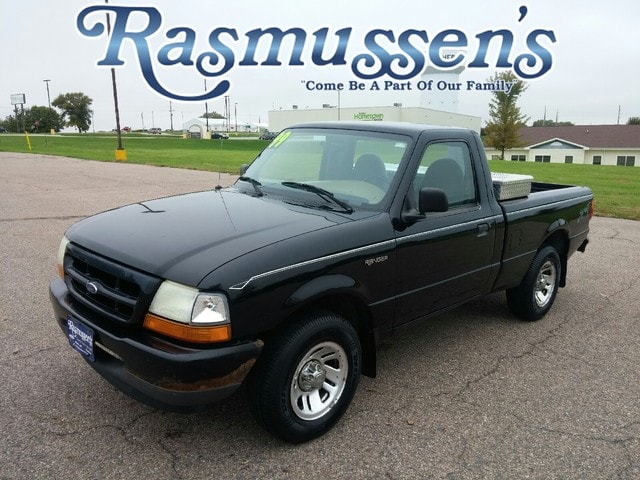 Photo 1999 Ford Ranger XLT 2WD Pickup Truck SOHC SEFI 4-Cyl Engine