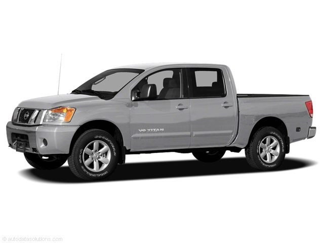 Photo Pre-Owned 2011 Nissan Titan S Truck Crew Cab in Dublin, CA