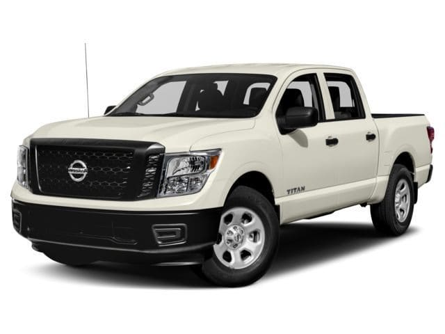 Photo Used 2018 Nissan Titan Truck Crew Cab For Sale in Dublin CA