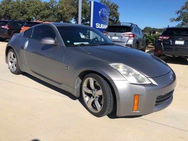 Photo Used 2007 Nissan 350Z For Sale Grapevine, TX