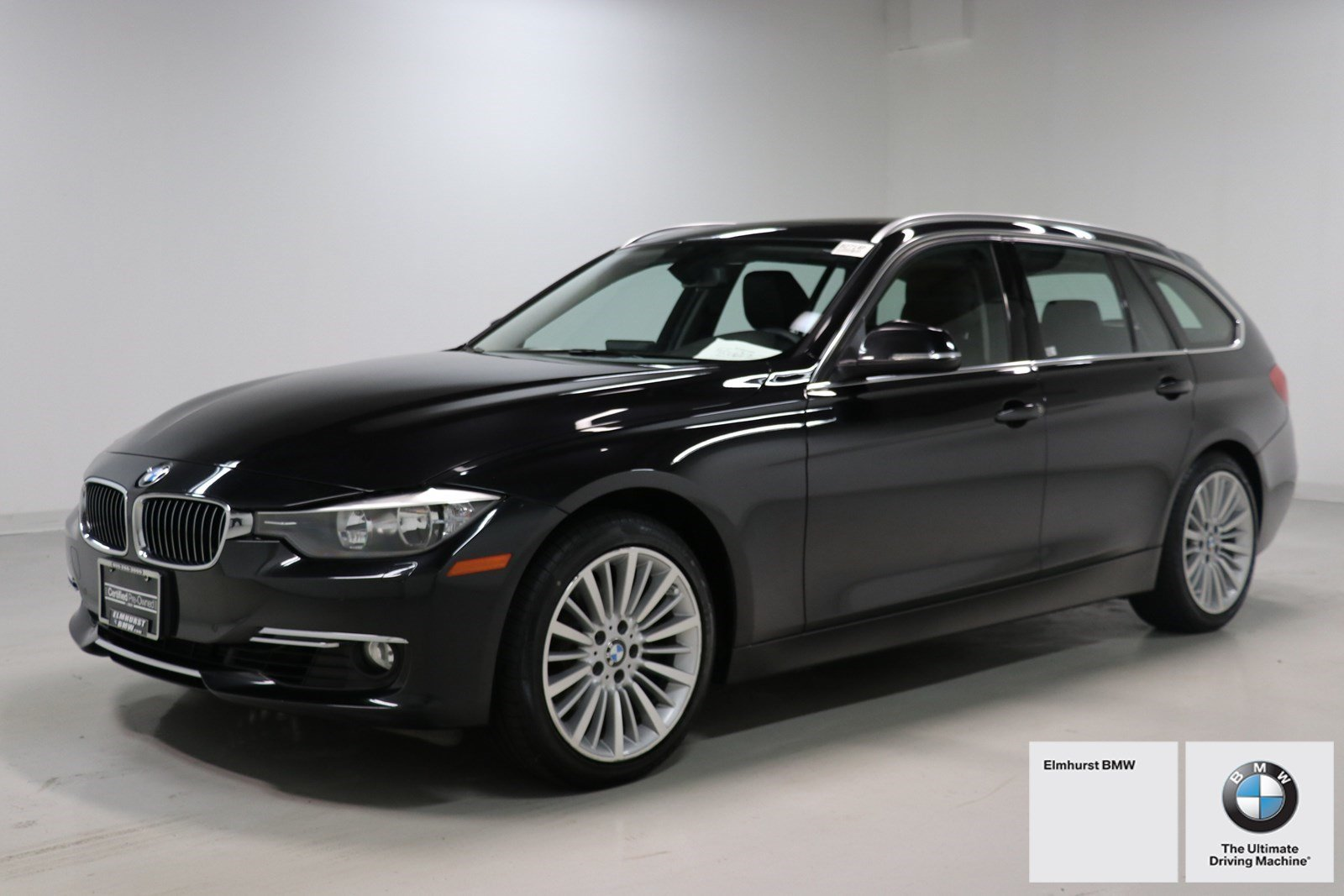 Photo Certified Pre-Owned 2015 BMW 3 Series 328i xDrive Sports Wagon With Navigation