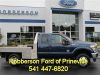 Used 2016 Ford F-350 XLT 4x4 Super Cab 8 ft. box 158 in. WB DRW Extended Cab Truck For Sale Bend, OR