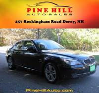 2009 BMW 5 Series (REBUILT TITLE) 4dr Sdn 528i xDrive AWD