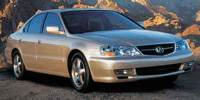 Pre-Owned 2002 Acura TL 3.2 FWD 4dr Car