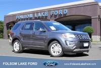 Used 2016 Ford Explorer XLT FWD XLT 4 For Sale in Folsom