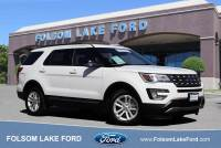 Used 2017 Ford Explorer XLT XLT FWD 6 For Sale in Folsom
