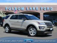 Used 2017 Ford Explorer XLT XLT 4WD 6 For Sale in Folsom
