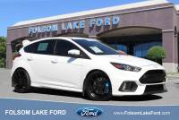 Used 2017 Ford Focus RS RS Hatch 4 For Sale in Folsom