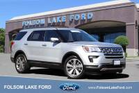 Used 2018 Ford Explorer Limited Limited FWD 6 For Sale in Folsom