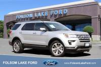Used 2018 Ford Explorer Limited Limited 4WD 6 For Sale in Folsom
