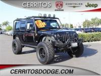 Used 2014 Jeep Wrangler Unlimited Rubicon 4x4 for Sale in Cerritos