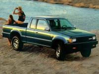 1992 Mazda B2600I Base Truck Extended Cab 4x2