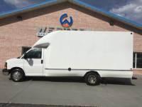 2014 Chevrolet Express Box Van