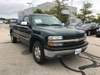 2002 Chevrolet Silverado 1500 Truck Extended Cab For Sale in Madison, WI