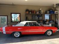 1968 Dodge Dart -CONVERTIBLE-GT-NEW INTERIOR-HEMI ORANGE-AWESOME MOPAR-RARE-