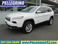 Used 2015 Jeep Cherokee 4WD Limited Sport Utility in Woodbury Heights
