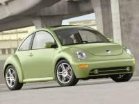 2004 Volkswagen New Beetle GLS 2.0L Hatchback for sale in Savannah