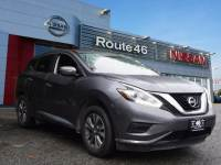 Certified Used 2015 Nissan Murano SUV in Totowa